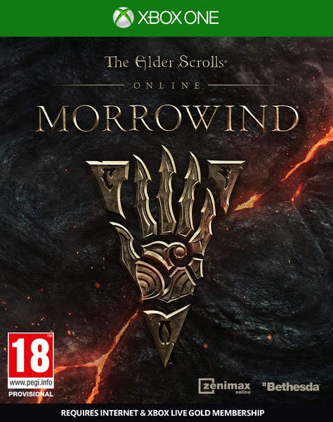 The Elder Scrolls Online: Morrowind XBOX