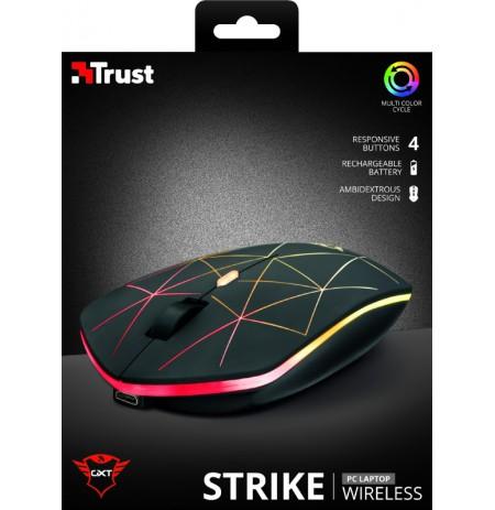 TRUST GXT 117 Strike belaidė pelė | 1400 DPI