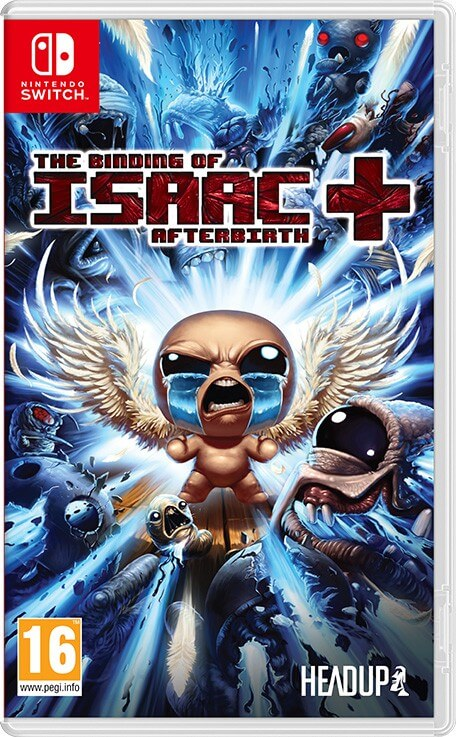 The Binding of Isaac: Afterbirth+ XBOX