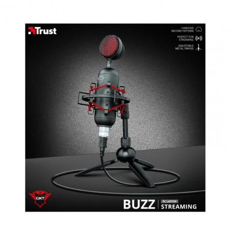 TRUST GXT 244 Buzz Streaming Microphone | USB