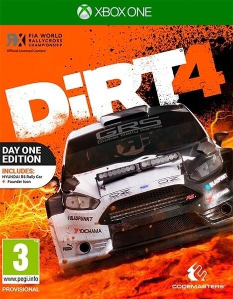 DiRT 4 XBOX