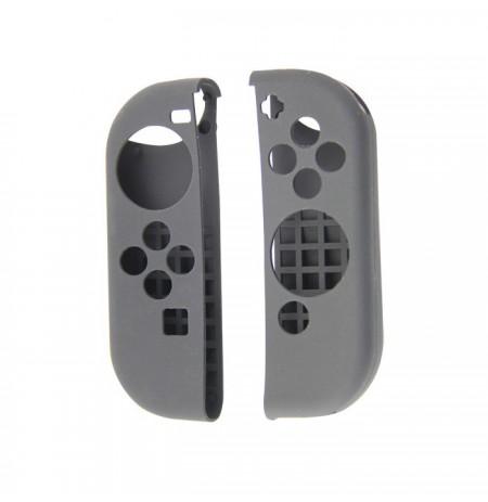 Nintendo Switch Joy-Con silikoninės apsaugos (pilki)