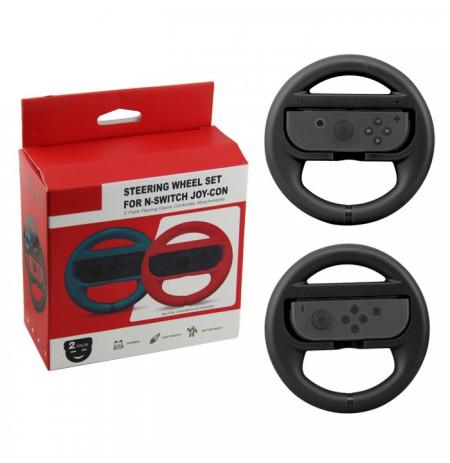 Nintendo Switch Joy-Con Steering Wheel Set
