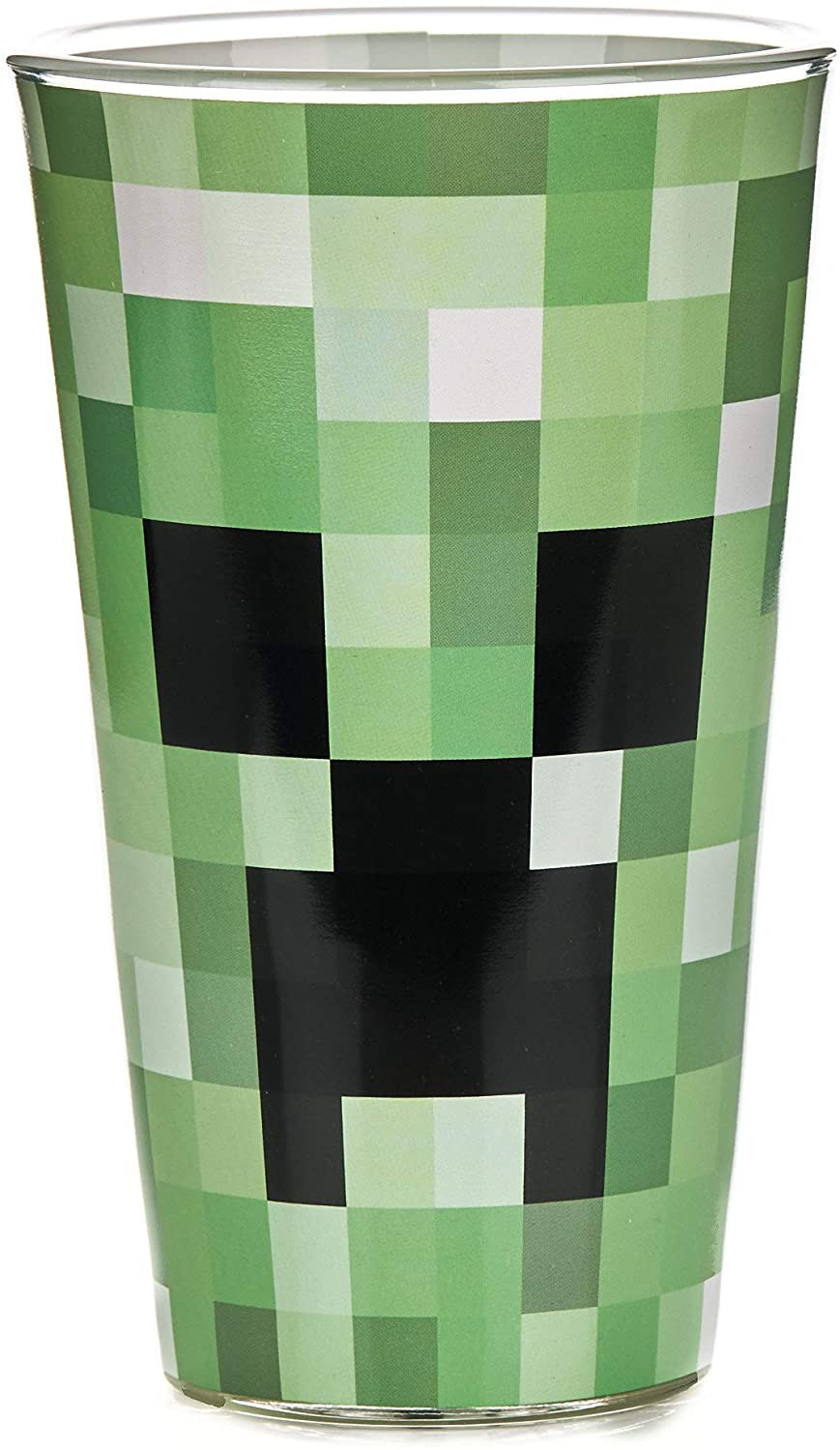 MINECRAFT - CREEPER stiklinė