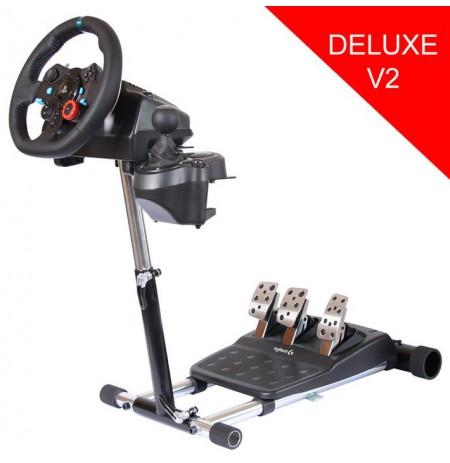 Wheel Stand Pro Deluxe V2 Stovas vairui Logitech