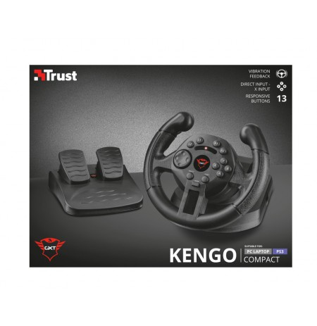 TRUST GXT 570 Kengo Compact Racing Wheel