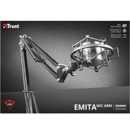 TRUST GXT 253 Emita mikrofono laikiklis |USB-B