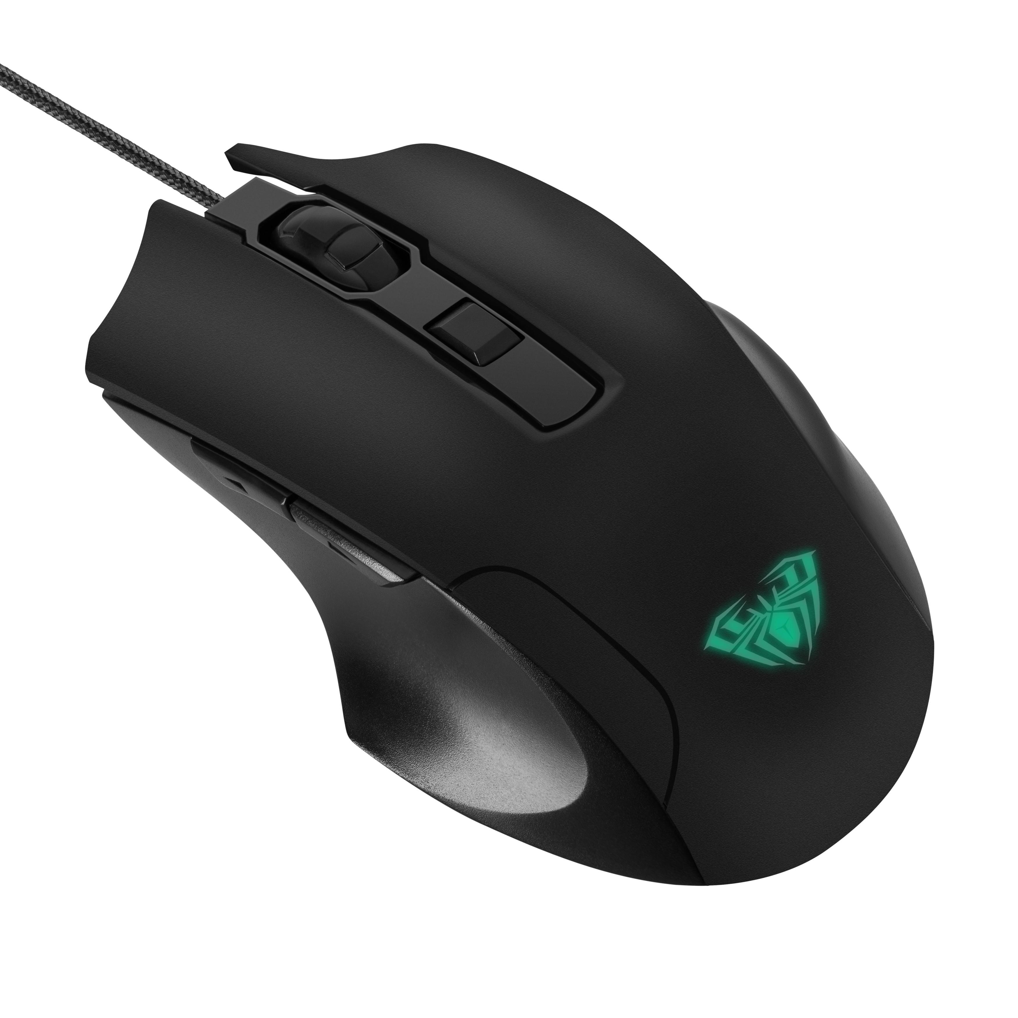 AULA INERTIA laidinė pelė | 2400 DPI