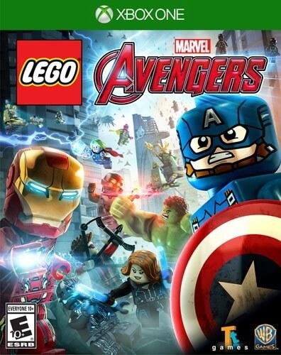 LEGO Marvel Avengers XBOX