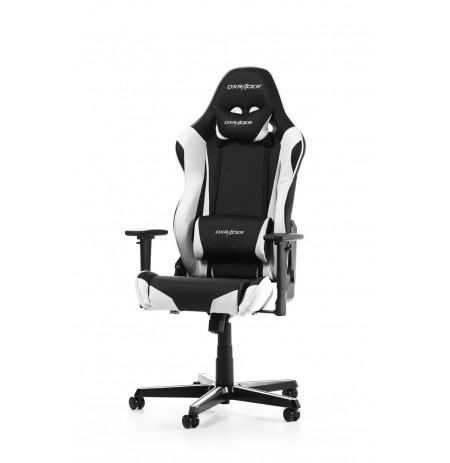 DXRACER RACING SERIES R0-NW balta ergonominė kėdė