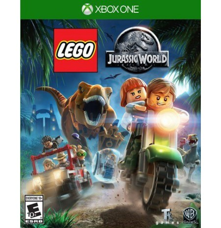 LEGO Jurassic World XBOX