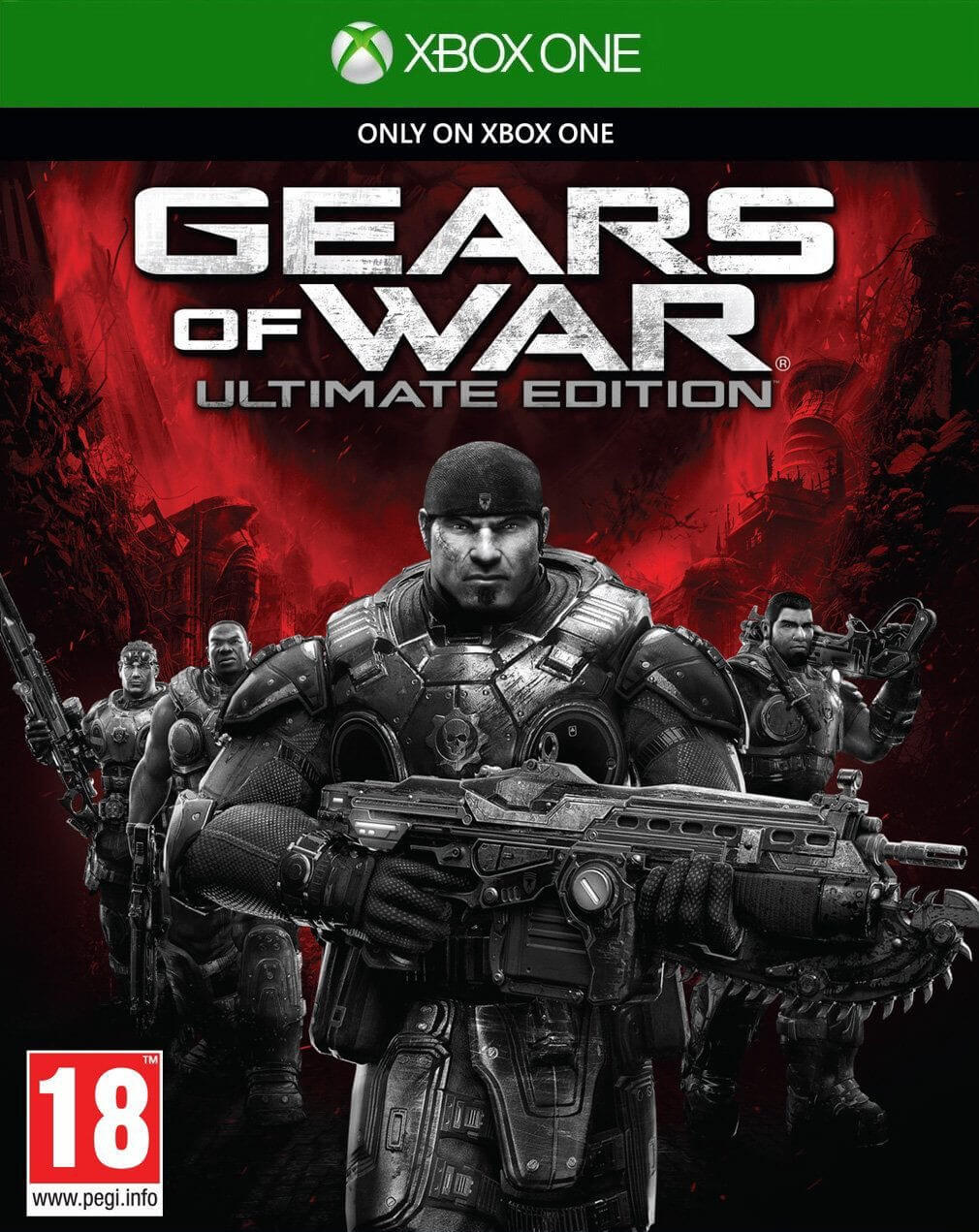 Gears of War: Ultimate Edition XBOX