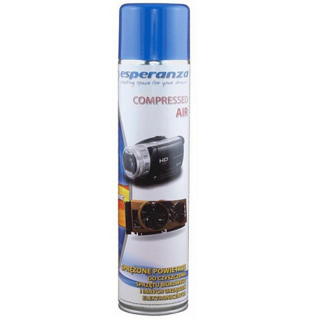 Compressed air for cleaning Esperanza ES118 600ml