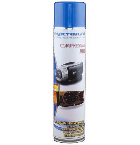 Suspaustas Oras įrangos valymui Esperanza ES118 600 ml