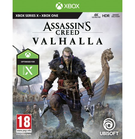Assassin's Creed Valhalla Standard Edition + Pre-Order Bonus