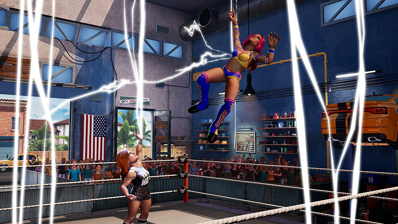 WWE Playgrounds