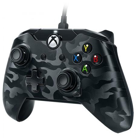 PDP Xbox One wired joystick (Black Camo)