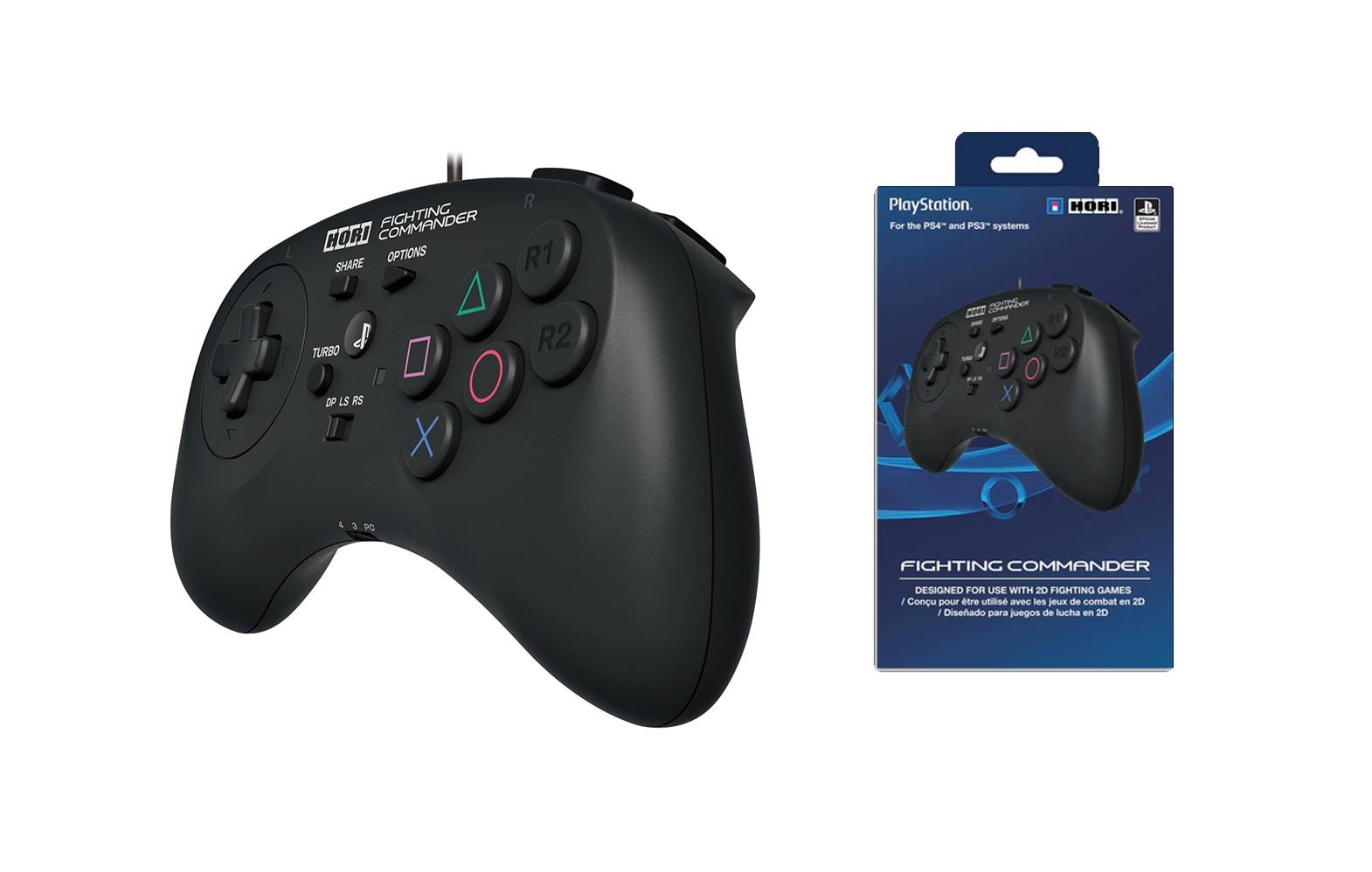 HORI Fighting Commander laidinis valdiklis skirtas Playstation 3 ir 4