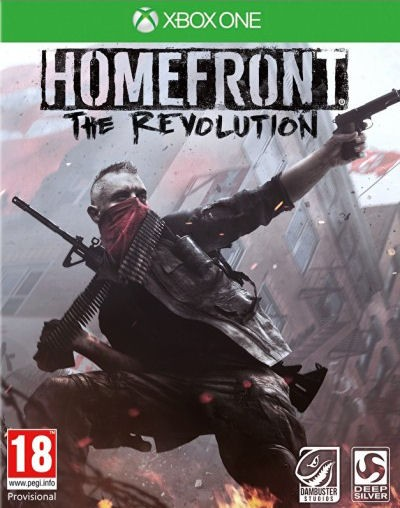 Homefront: The Revolution XBOX