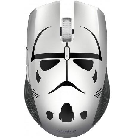 RAZER Atheris Stormtrooper Edition bevielė žaidimų optinė pelė  | 7200 DPI
