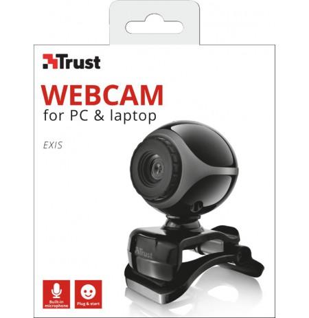 TRUST Exis webcam 640p