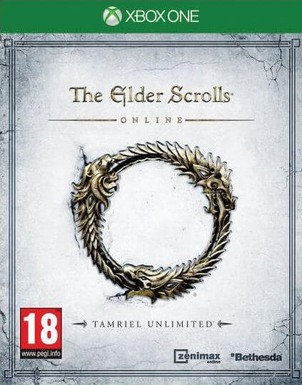 The Elder Scrolls Online Tamriel Unlimited XBOX