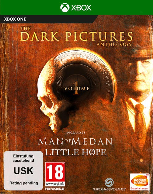 The Dark Pictures Anthology - Volume 1