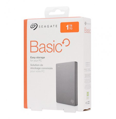 Portable Hard Drive Seagate Basic 2TB USB 3.0