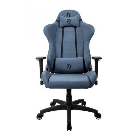 Arozzi TORRETTA SOFT FABRIC Tamsiai pilka ergonominė kėdė