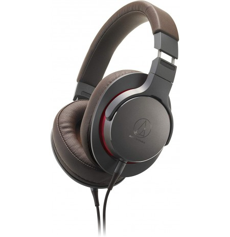 Audio Technica ATH-MSR7bGM wired headphones (Gun metal) 3.5mm / 4.4mm