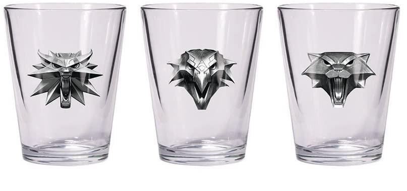The Witcher 3: Wild Hunt -  Emblem stikliukai