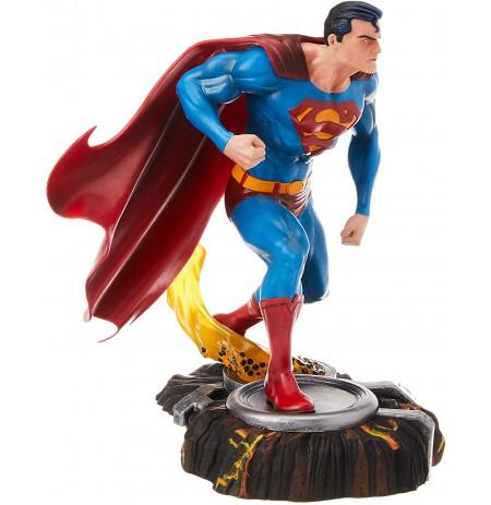 DC GALLERY SUPERMAN COMIC statula | 24 cm