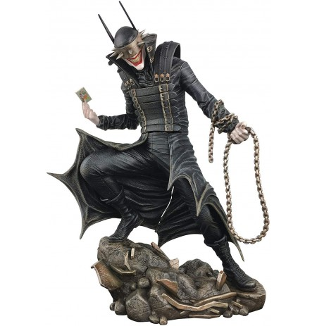 DC Gallery Batman Who Laughs Comics statula | 24 cm