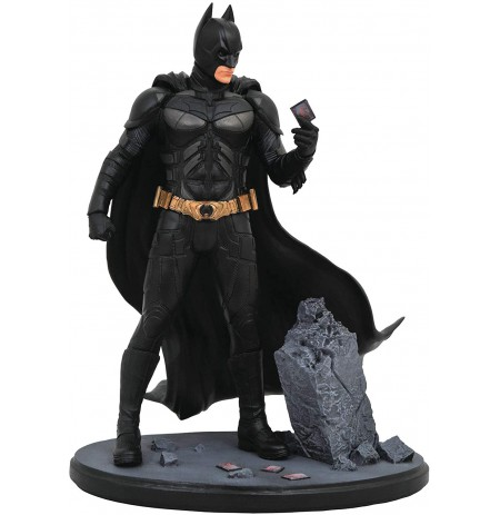 DC Gallery Batman from Dark Knight Rises Movie Comics statula | 24 cm