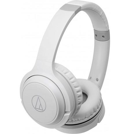 Audio Technica ATH-S200BT belaidės ausinės (White) 3.5mm / 4.4mm