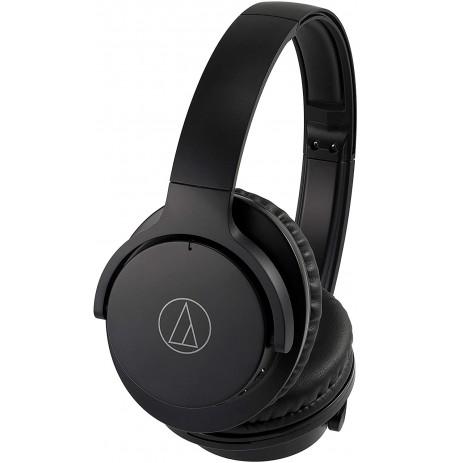 Audio Technica ATH-ANC500BT belaidės ausinės (Black) | Bluetooth
