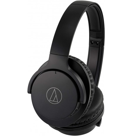Audio Technica ANC500BT wireless headphones (Black) | Bluetooth
