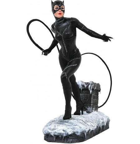 DC Gallery Batman Returns Movie Catwoman Comics statula | 24 cm