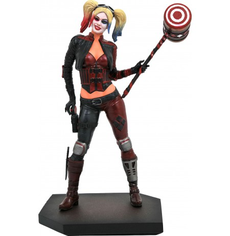 DC Gallery INJUSTICE 2 HARLEY QUINN statula | 24 cm