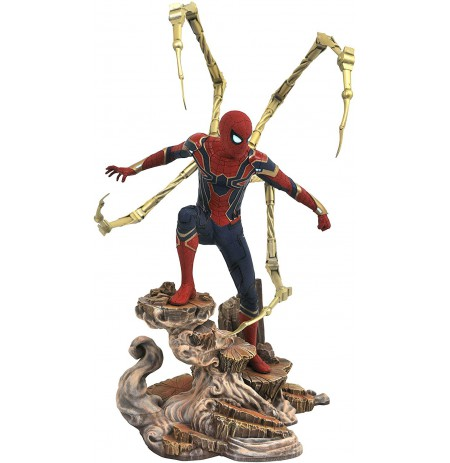 Marvel Gallery: Avengers Infinity War Movie Spiderman statula | 24 cm