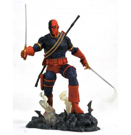 DC Gallery: Deathstroke statue | 24 cm