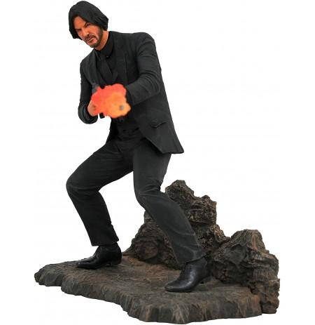 John Wick Gallery Catacombs statue | 24 cm