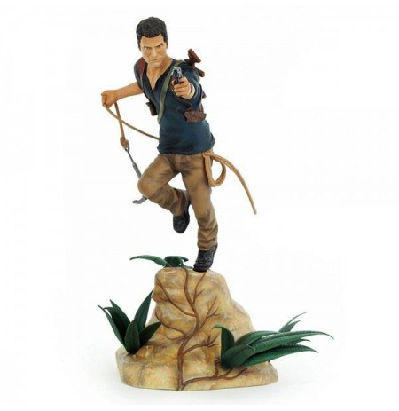 Uncharted 4 statue | 30 cm