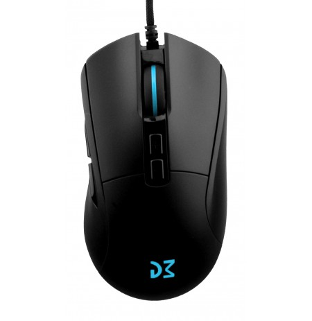 Dream Machines DM4 Evo wired optical mouse | 16000 DPI