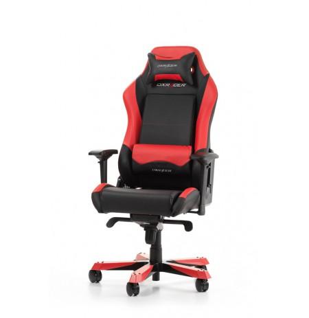 DXRACER IRON SERIES I11-NR raudona ergonominė kėdė