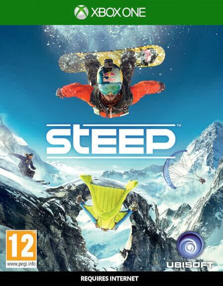 Steep Gold Edition XBOX