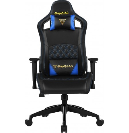 GAMDIAS APHRODITE EF1 L juoda-mėlyna ergonominė kėdė
