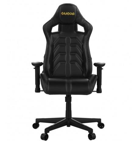 GAMDIAS APHRODITE ML1 L juoda ergonominė kėdė