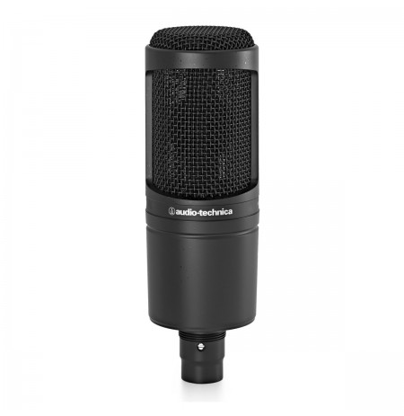 Audio Technica AT 2020 Kondensatorinis Mikrofonas