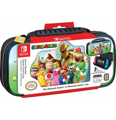 Game Traveler Deluxe Travel Case Super Mario & Friends